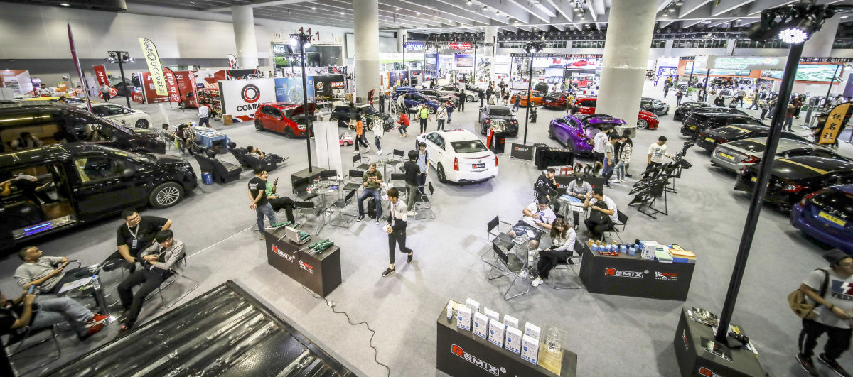 Registration for China Essen Motor Show 2019 Possible from Now on