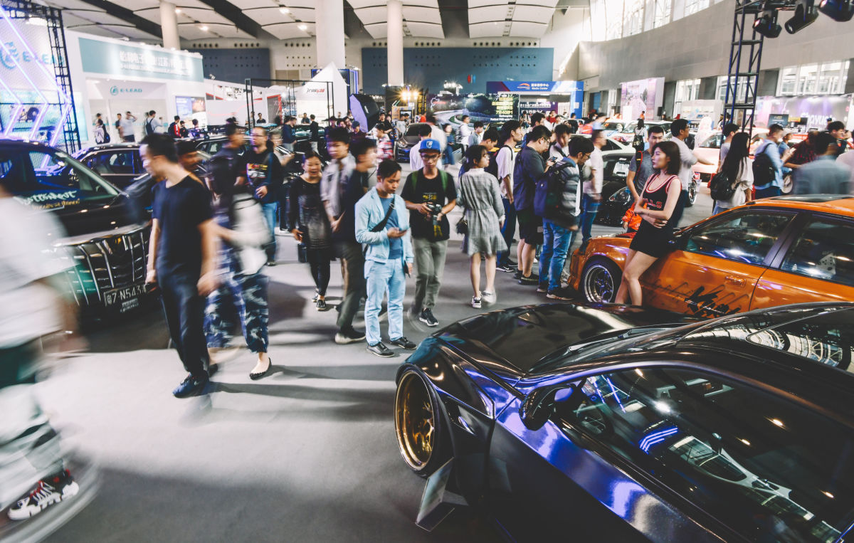 The China Essen Motor Show celebrates successful second lap