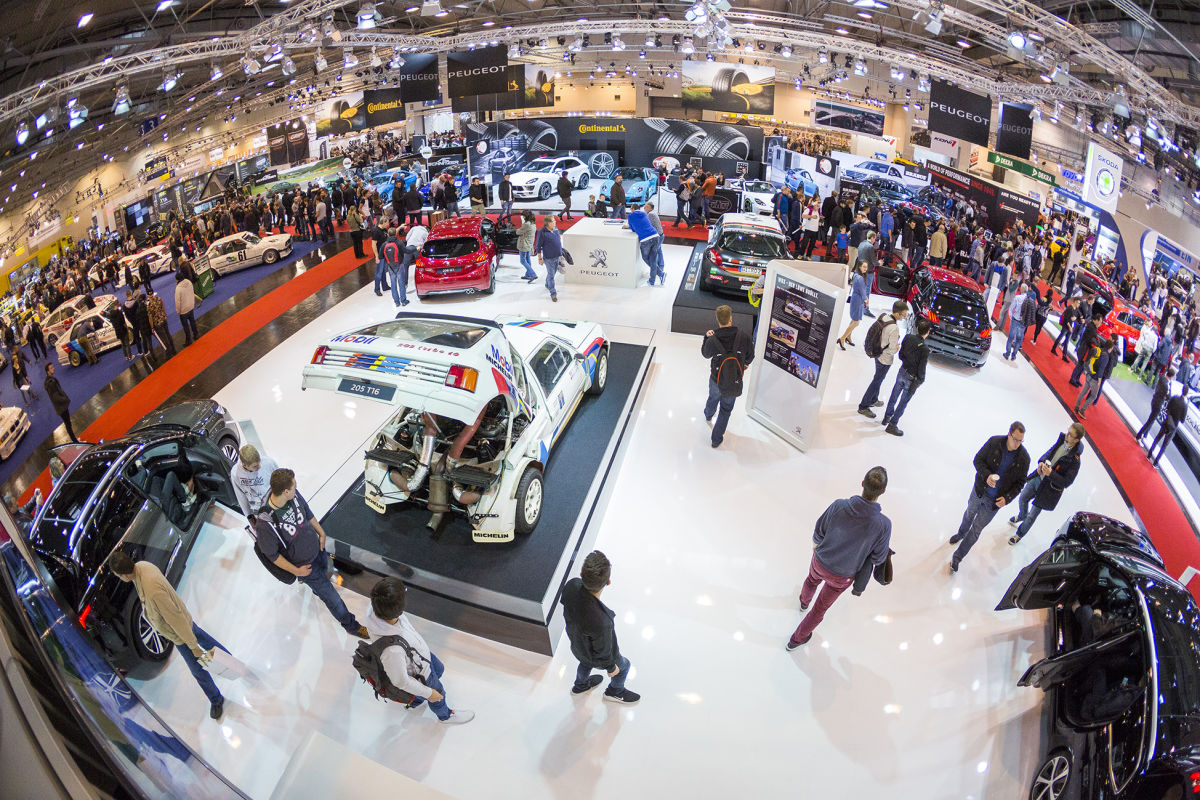 EMS wins over additional strong exhibitors