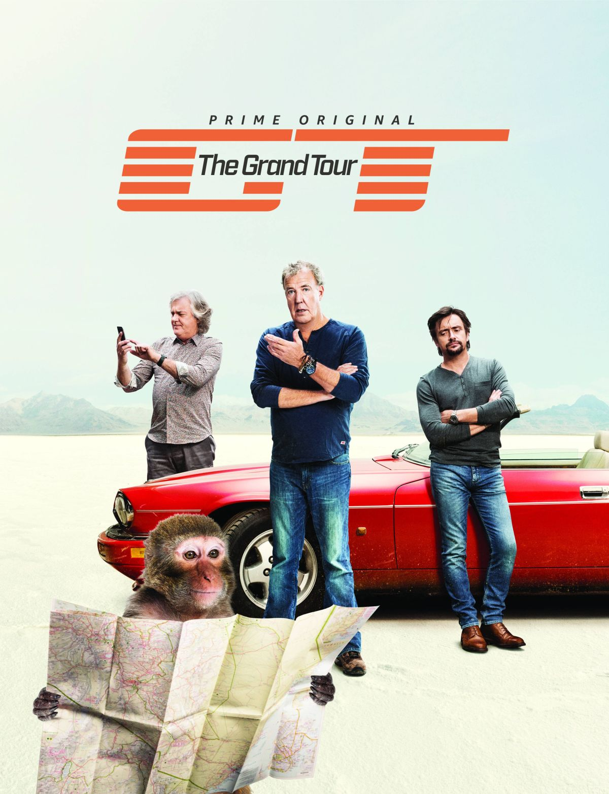 Exklusive Premiere in Essen: The Grand Tour